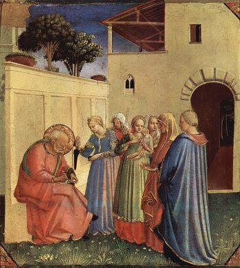 Fra Angelico Zechariah